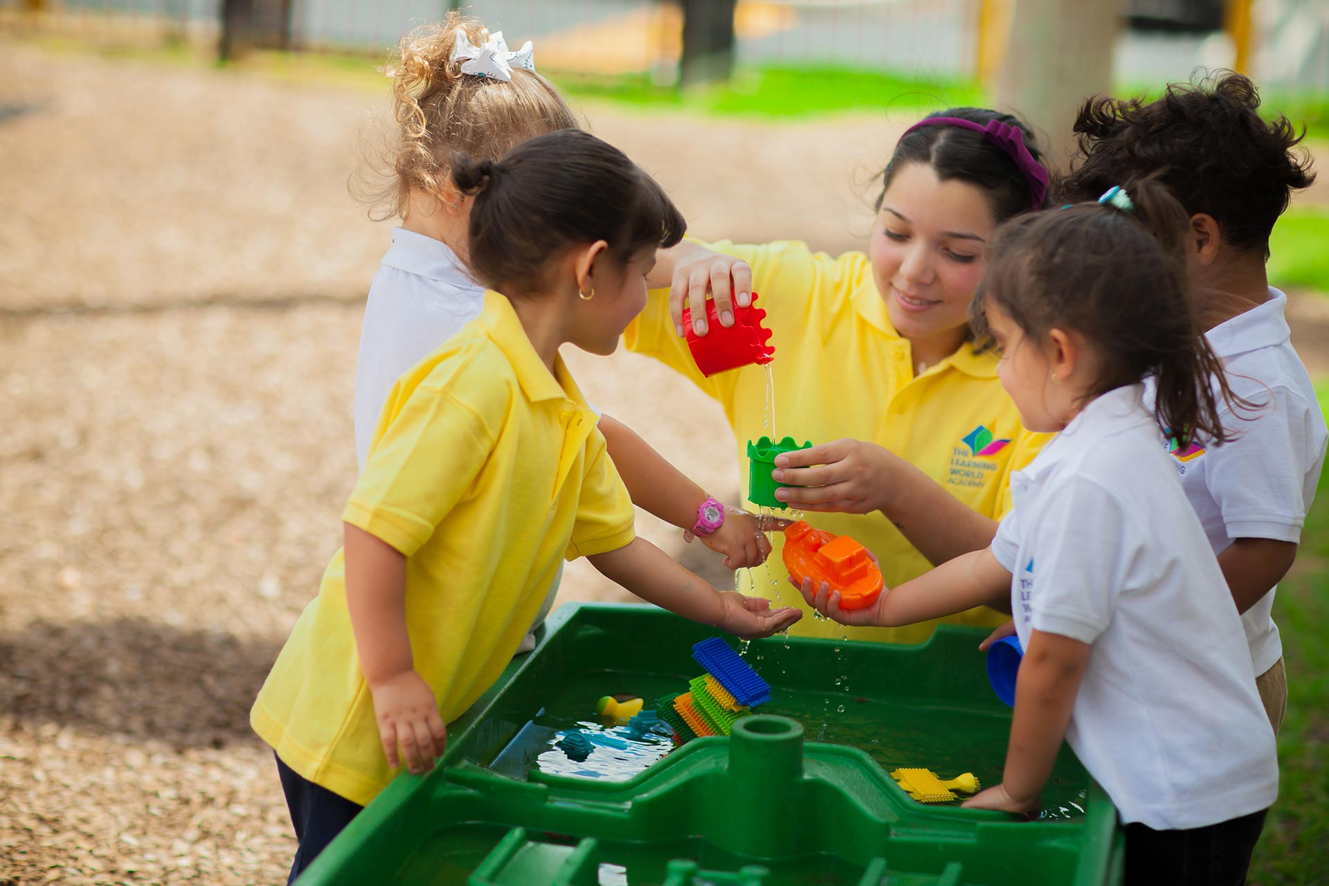 Contact Us - Born 2 Learn Preschool Center